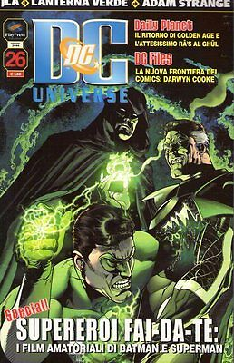Dc Universe 26 Play Press
