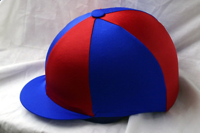 Capz Two Tone Lycra Hat Cover