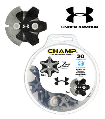 Champ Zarma Tour for Under Armour Golf shoes Slim-Lok x 20