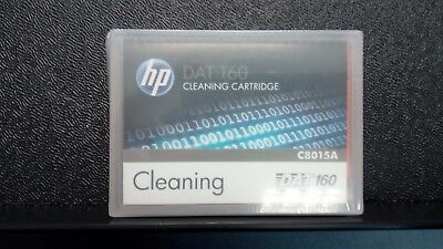 HP Dat160 Cleaning Cartridge - C8015A