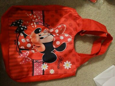 Disney Minnie Mouse Storage Tote Bag