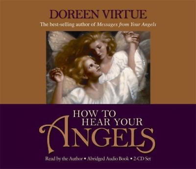 `Virtue, Doreen`-How To Hear Your Angels  (UK IMPORT)  CD NEW
