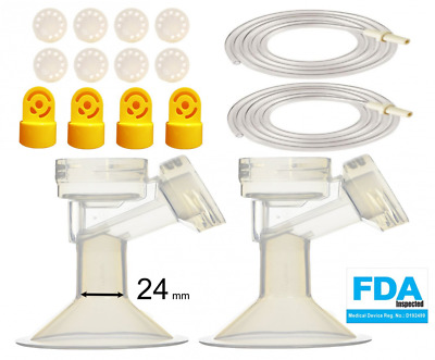 Medela Adaptable Tubing and Breast Pump Kit for Medela Pump in Style Advanced Br