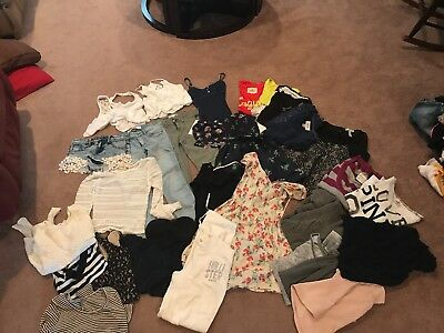 hollister, abercrombie lot, American Eagle , express Etc Lot . Size xsmall