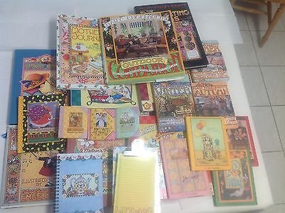 Mary Engelbreit Collection Of 23 Books, Bookmark,notepads Children,s, Crafts,