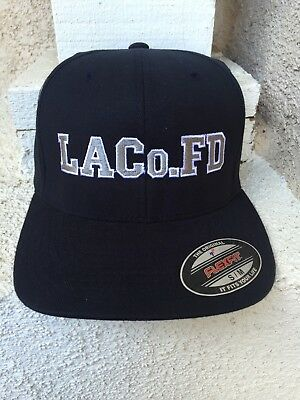 Los Angeles County Fire Department Official Work Hat LA Co FD