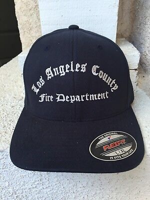 Los Angeles County Fire Department Old English Hat