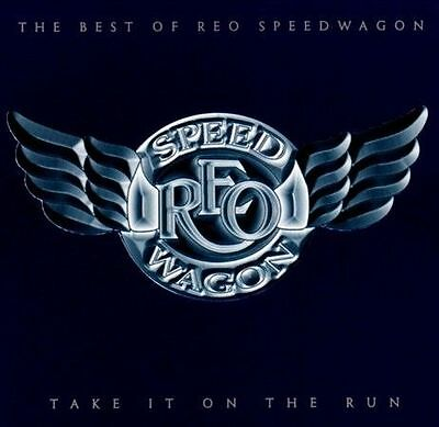 Take It On The Run (Best Of) by REO Speedwagon (CD, Oct-2000, Sony/Columbia)
