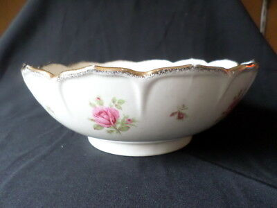 Crown Ducal. Large Dish or Large Bowl. Pattern 5379. Roses. Made In England.