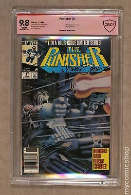 Punisher (1986 1st Series) #1 CBCS 9.8