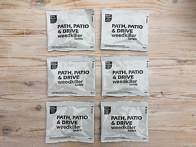 Bayer Garden Path Patio & Drive Weedkiller   6 Sachets   Flat Packed   Free Post