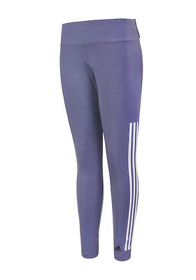b590f6d13423 Adidas Women s 3S Long Tights (BR8704) Climalite Yoga Fitness Gym Running  Pants