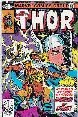 Thor #294 Bronze Age Marvel Comics US CENT COPY 1st Appearance of Frey VF+