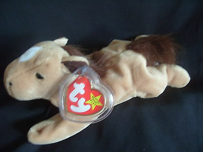 d7c9430625e Nwt Ty Beanie Baby Derby - The Horse - Fine Mane With Star