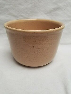 Vintage Bauer Pottery Speckled Mixing Bowl No. 36