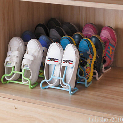 4 Colors Multi-Functional Hanging Or Standing Shoe Rack Stand Organizer CR1