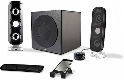 Cyber Acoustics CA-3908 2.1-CH Powered Speakers