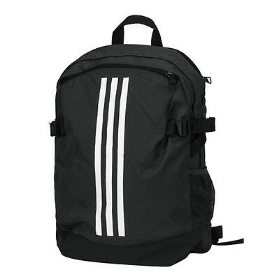adidas Power IV Backpack Medium Black Casual Back to School Laptop Sports  BR5864 93305dac1bafd