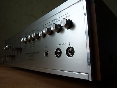 amplificateur légende SONY TA 1055 vintage integrated amplifier stereo cult 1973