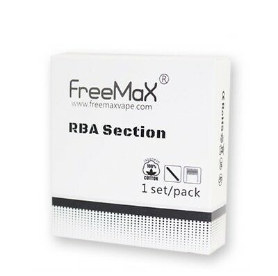 Authentic FreeMax RBA Coil Head for Starre Pro, Starre V2 and V3 Tank.