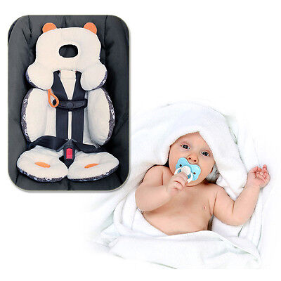 Head and Body Support Baby Infant Pram Stroller Car Seat Cushion America Stock