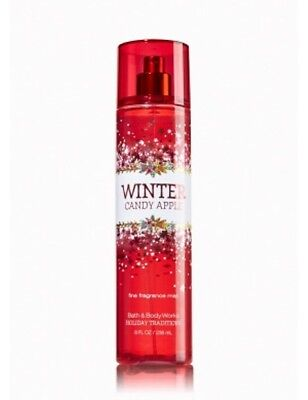 BATH & BODY WORKS Winter Candy Apple Fragrance Body Spray Mist