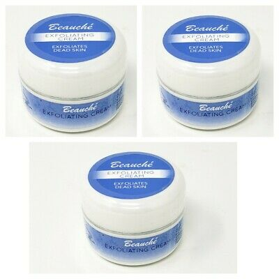 3 Pack Beauche Exfoliating Cream Usa Seller Fast Ship Guaranteed Authentic
