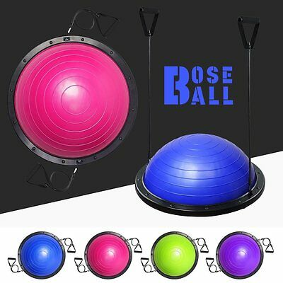 We R Sports Yoga Bosu Ball Balance Trainer Stabilizer Pilates Fitness Balancing