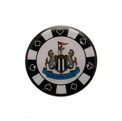Newcastle United F.C. Poker Chip Badge Official Merchandise