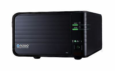 NUUO NV-2040 NVRmini stand alone network video recorder, supports 2 hard drives