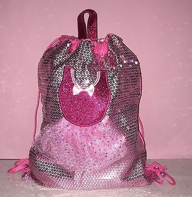 Ballerina  Dance Bag - Same Day Post ! Perfect For Back To Dance