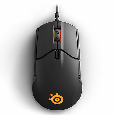 Steelseries Sensei 310 Mouse Gaming 12000 CPI TrueMove3 Optical Sensor Prism RGB