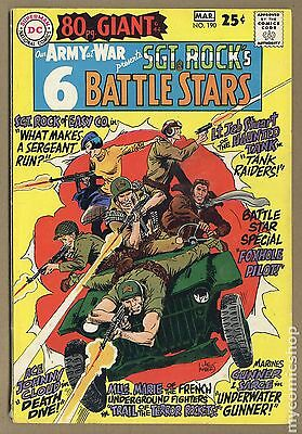 Our Army at War (1952) #190 GD/VG 3.0
