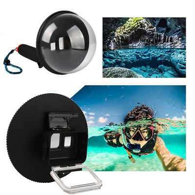 Dome Port Underwater Diving Sport Camera Lens Cover Hood For Gopro Hero 5 Useful