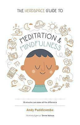 Get Some Headspace: 10 Minutes Can Make All the , Andy Puddicombe, New