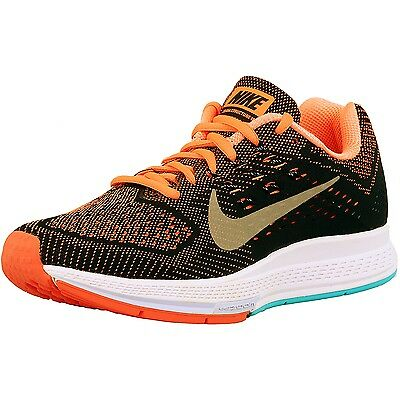 Nike Women's Air Zoom Structure 18 Ankle-High Fabric Running Shoe