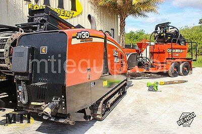 2013 Ditch Witch JT30 AT30 Horizontal Directional Drill ALL TERRAIN PACKAGE MR90
