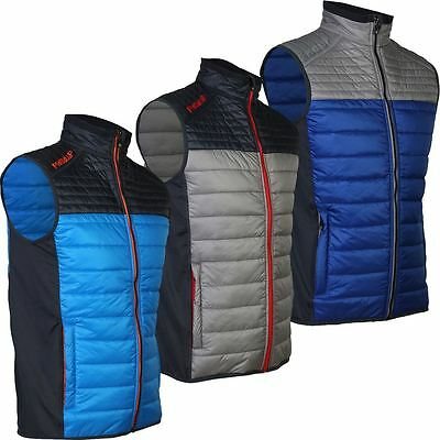Proquip 2017 Mens Therma TourFlex Quilted Thinsulate Gilet Thermal Golf Vest