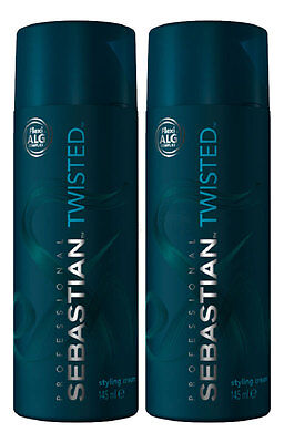 Sebastian Twisted Curl Magnifier Styling Cream 2x145ml = 290ml