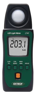 Extech LED Light Meter - LT40