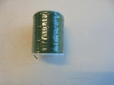 Pac bay fishing rod whipping thread evergreen grade D.