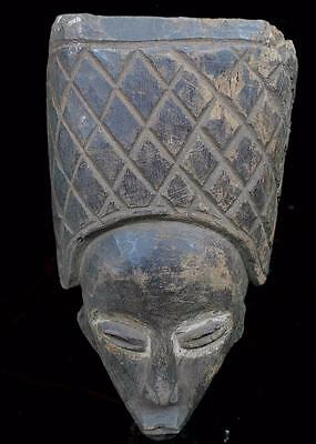 Old Tribal Dan Bete   Mask   --- Coted'Ivoire BN 37