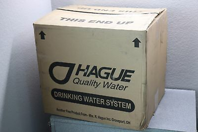 Hague WaterMax Water Treatment Filtration Reverse Osmosis System Appliance H6000