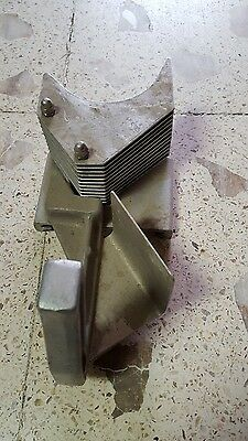 Nemco Commercial Kitchen Counter Top Tomato Slicer Part,  Stainless