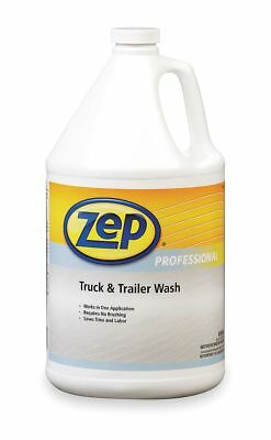 Zep Professional Truck And Trailer Wash, 1 Gallon, Bottle - R08024