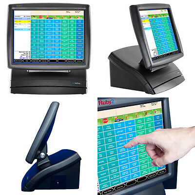 Verifone Ruby2 Touch Screen POS System