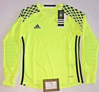 Adidas Performance Youth Size Small Onore 16 Goalkeeping Jersey  Bright Yellow