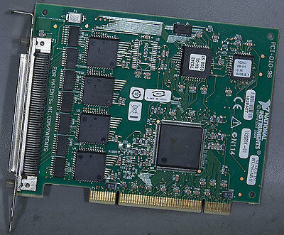 National Instruments PCI-DIO-96 DAQ Parallel Digital I/O Interface Card