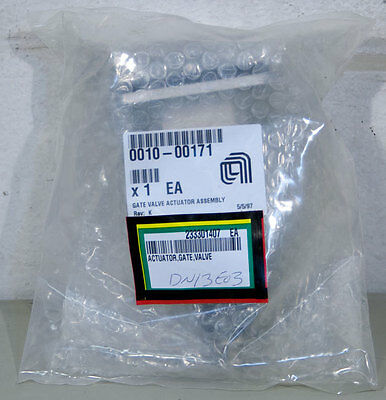NEW Applied Materials/AMAT PN: 0010-00171 Gate Valve Actuator Assembly