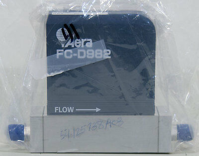 NEW Advanced Energy/Aera FC-D982 HCl Mass Flow Controller ASM 54-125738A03 MFC